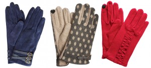 Dents Touchscreen Gloves
