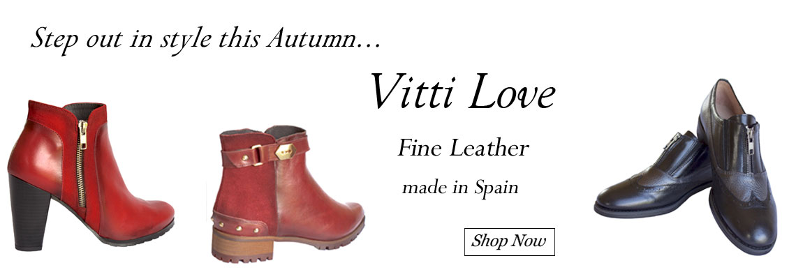 Vitti Love Women's Ankle Boots Shoes