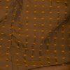 Ladies Tan Leather Waistcoat lining