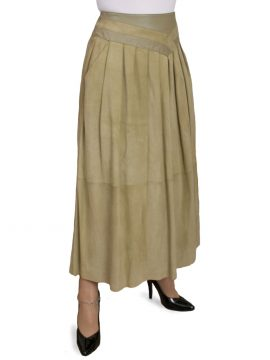 Sand full gypsy midi skirt
