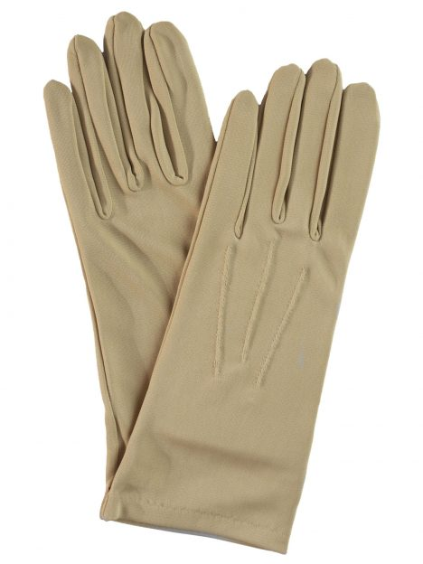 Dents Sable Classic Short Satin Dress Gloves