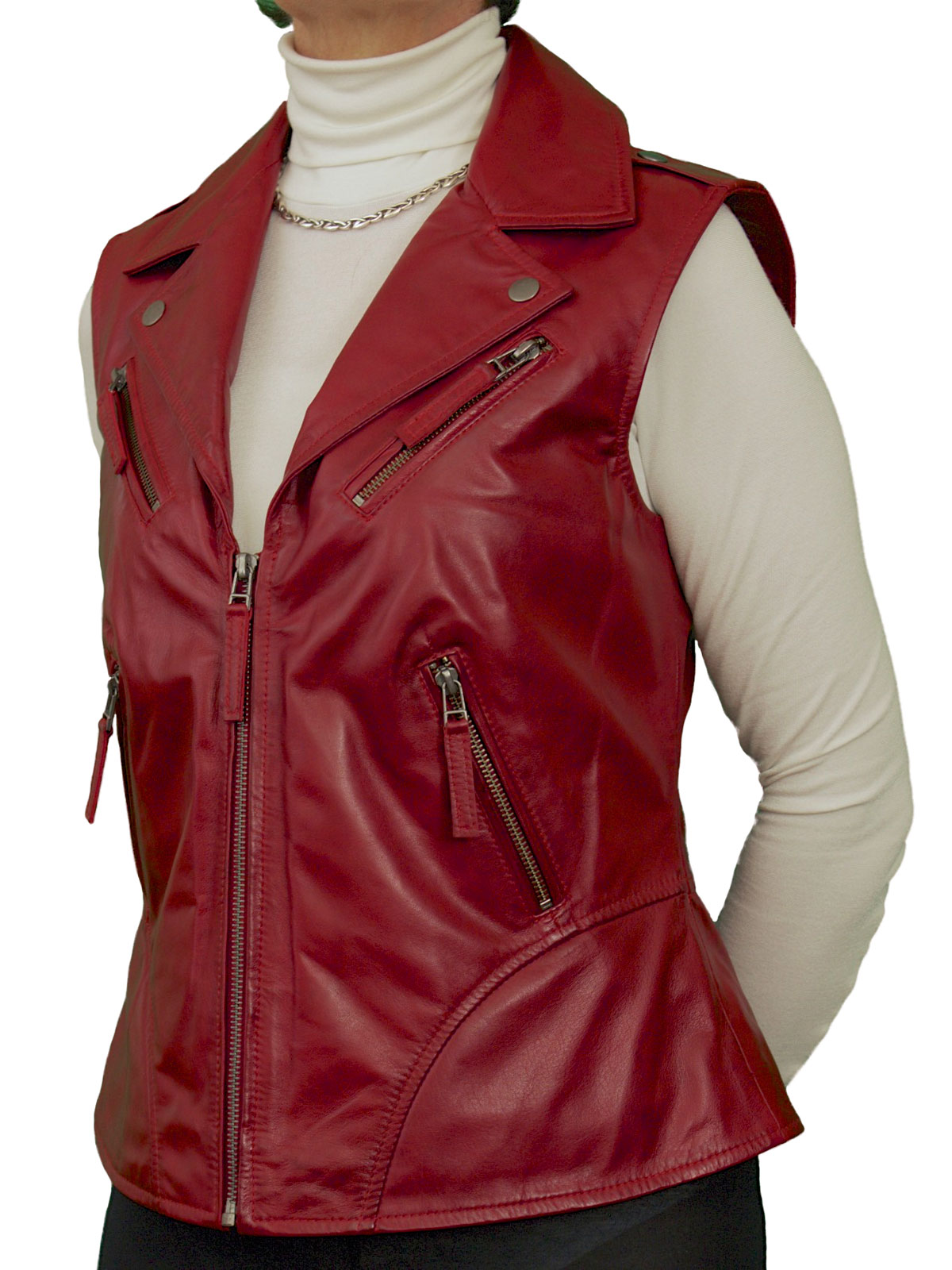 "Ladies Gilets & Body Warmers Keep warm in a gilet all year round - our padded sleeveless body warmers are available in a variety of colours and styles from cute candy to nautical navy. Mix and match with our Ripon gilet to anything with the ""mix and match"" tag and get a great deal on a whole new outfit."