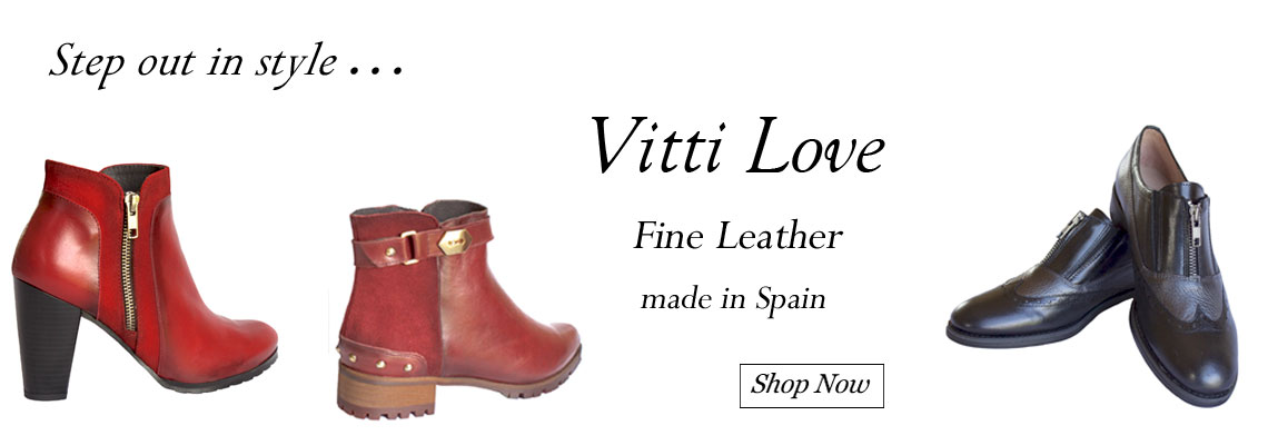 Vitti Love Shoes and Boots