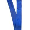 Dents Long Satin Gloves, Royal Blue